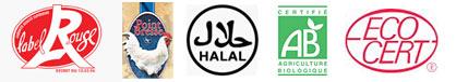 certification halal bio label rouge